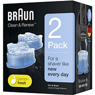 Braun Clean & Charge Refills - CCR2