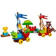 LEGO DUPLO 10539 Pirát Jake, Preteky na pláži