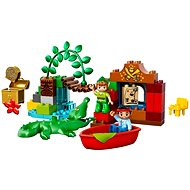 LEGO DUPLO 10526 Peter Pan's Visit - Building Kit