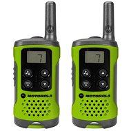 Motorola TLKR-T41 zelená - Vysílačky