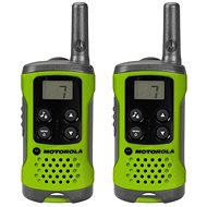 Motorola TLKR T41 zöld - adóvevő