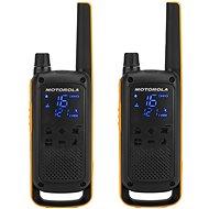 Motorola TLKR T82 Extreme, žlutá/černá - Walkie Talkie