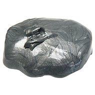 Inteligentná plastelína - Šedý kov - Grafitová (metalická)