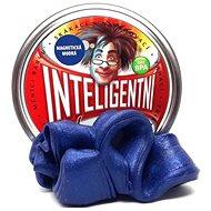 Inteligentní plastelína - modrá (magnetická)
