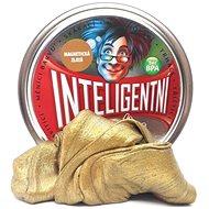 Inteligentní plastelína - zlatá (magnetická)