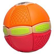 Phlat Ball junior svítící oranžovo-červený