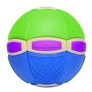 Phlat Ball junior svítící zeleno-modrý