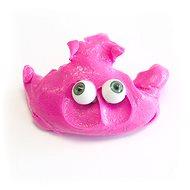 Intelligent play dough - pink play dough monster