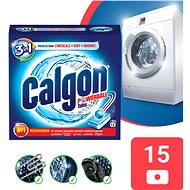 CALGON Tabs 15 ks - Změkčovač vody
