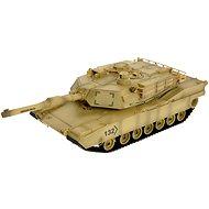 Tank US M1A2 Abrams Desert