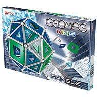 Geomag - Kids Panels 190 dílků - Magnetická stavebnice