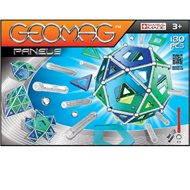 Geomag - Kids Panels 180 dílků - Magnetická stavebnice