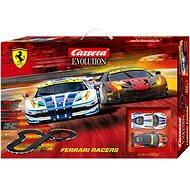 Carrera EVO 25222 – Ferrari Racers - Autodráha