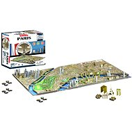 4D City - Paříž - Puzzle