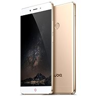 Nubia Z11 Lily Golden - Mobile Phone