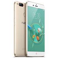Nubia Z17 mini Dual SIM 4 GB + 64 GB Gold - Mobilní telefon