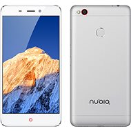 Nubia N1 White Silver 64GB - Mobile Phone