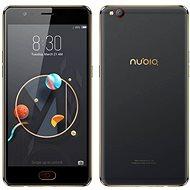 Nubia M2 Lite Black Gold - Mobilní telefon