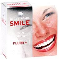 WHITE PEARL Smile Fluor+ 30 g - Bělící pudr