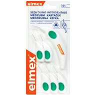 Elmex Medzizubné kefky 5 mm (6 ks)