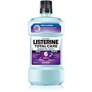 Listerine Total Care Sensitive Mouthwash 500 ml