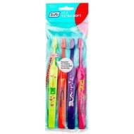 TEPE Kids Extra Soft 4 ks - Kartáček na zuby