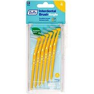 TEPE Angle 0,7 mm žlutý 6 ks - Mezizubní kartáčky