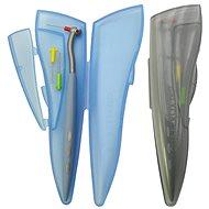 CURAPROX Pocket Set CPS 457 - 06,07,09,011 + UHS 450 - Držák mezizubních kartáčků