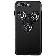 Mantis pro iPhone 7 Plus Černý + fidget spinner - Ochranný kryt