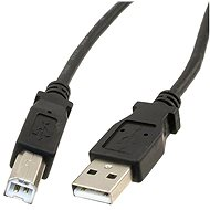 PremiumCord 5 m USB 2.0 interface black - Cable