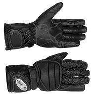 Leder moto Handschuhe MAXTER - moto Handschuhe