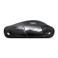 Akrapovič karbonový kryt svodu pro Ducati Hypermotard, Hyperstrada (13-17) - Příslušenství