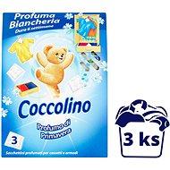 COCCOLINO Primavera vůně do skříně 3ks - Osvěžovač vzduchu