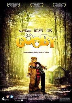 Gooby, můj medvědí kamarád