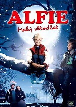 Alfie, malý vlkodlak