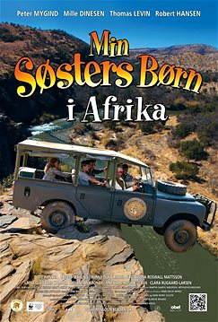 Děti mojí sestry a africké dobrodružství