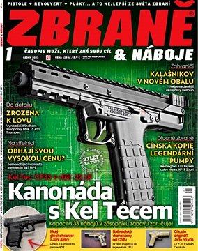 Zbrane a náboje