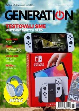 Generation magazín - [SK]