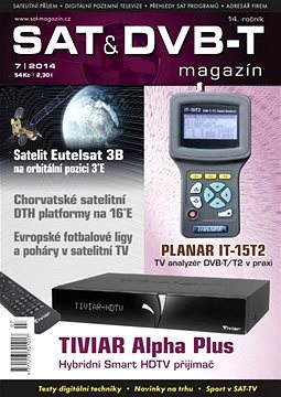 SAT & DVB-T magazín