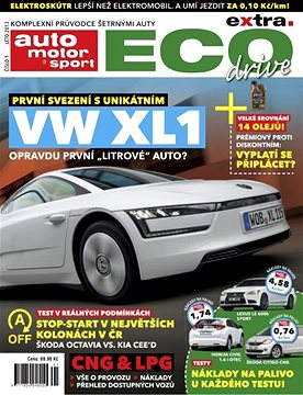 Auto motor a sport extra ECO Drive
