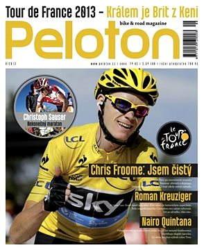 magazín Pelotón