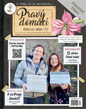 Pravý domáci časopis