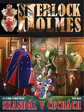 Sherlock Holmes – Skandál v Čechách