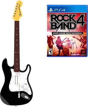 Mad Catz Rock Band Stratocaster 4 PS4