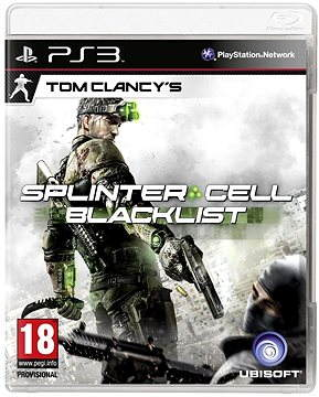PS3 - Tom Clancy's: Splinter Cell: Blacklist CZ