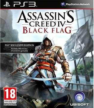 Assassin's Creed IV: Black Flag CZ - PS3