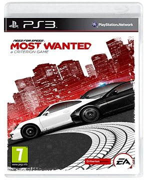 Need for Speed Most Wanted (2012) - PS3