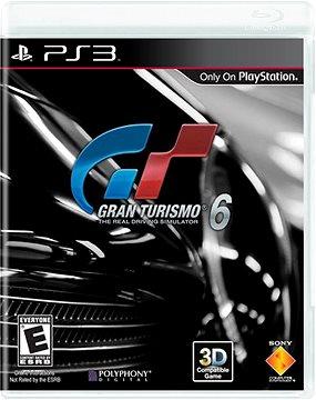 PS3 - Gran Turismo 6 GB