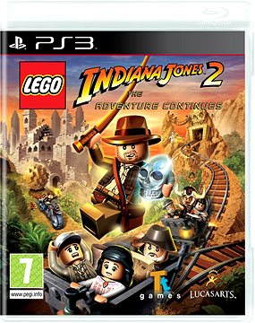 PS3 - LEGO Indiana Jones 2: The Adventure Continues