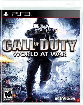 Call Of Duty 5: World At War - PS3